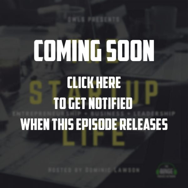 The Startup Life-Coming-Soon